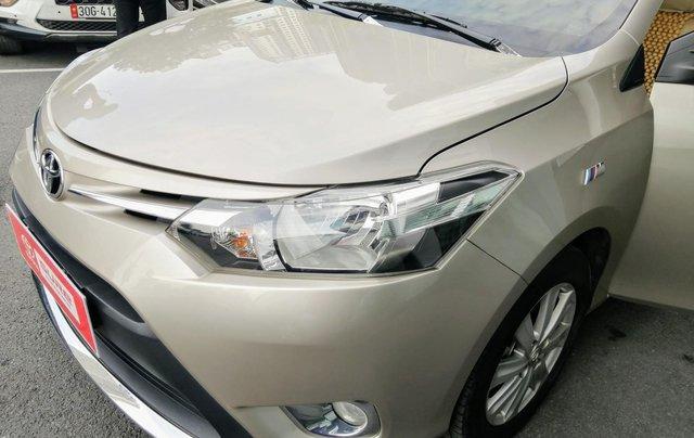 Bán Toyota Vios E CVT 1.5AT 2018, biển Hà Nội7