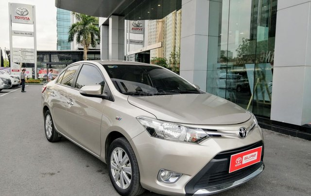 Bán Toyota Vios E CVT 1.5AT 2018, biển Hà Nội10