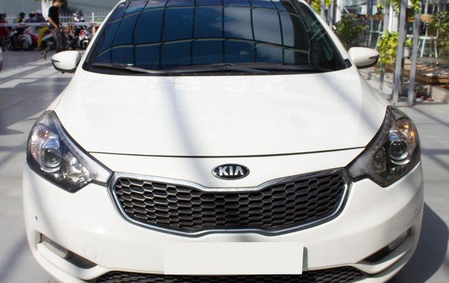 Bán xe Kia K3 AT 1.6 2014 đẹp lung linh1