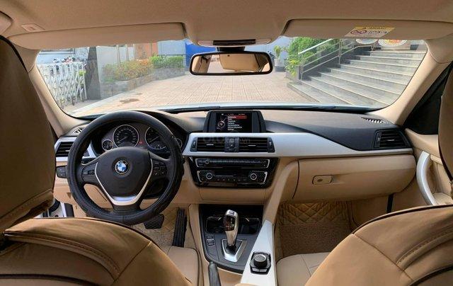 Bán BMW 320i CLI full LED model 2017, màu trắng, nội thất kem sang trọng và đầy phong cách3