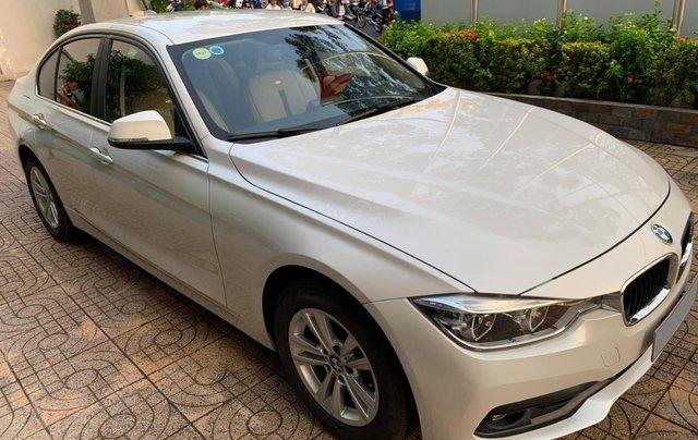 Bán BMW 320i CLI full LED model 2017, màu trắng, nội thất kem sang trọng và đầy phong cách4