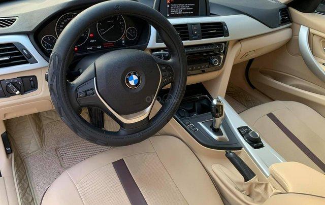 Bán BMW 320i CLI full LED model 2017, màu trắng, nội thất kem sang trọng và đầy phong cách6