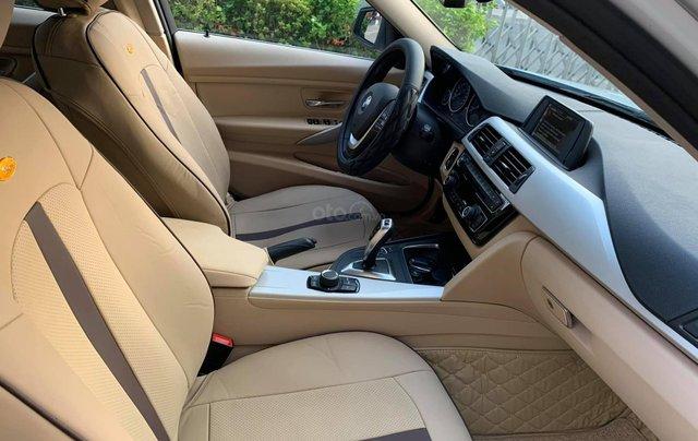 Bán BMW 320i CLI full LED model 2017, màu trắng, nội thất kem sang trọng và đầy phong cách7
