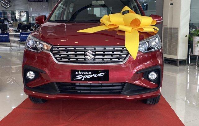 Suzuki Ertiga Sport 2020, phiên bản thể thao với mức giá hấp dẫn trong tháng 090