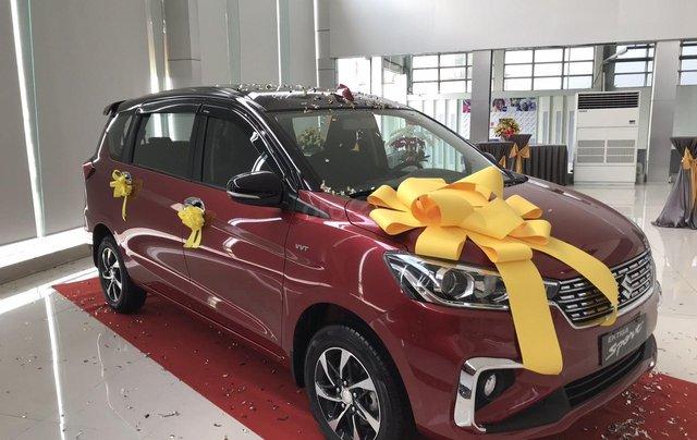 Suzuki Ertiga Sport 2020, phiên bản thể thao với mức giá hấp dẫn trong tháng 091