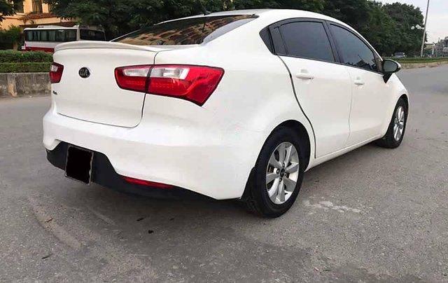 Bán Kia Rio 1.4 AT sản xuất năm 2016, màu trắng, nhập khẩu còn mới, giá 399tr1