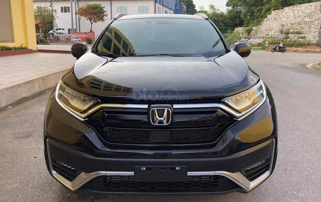 Honda CRV bản L tubo màu đen sx 2020 chưa đăng kí, mới 100%0