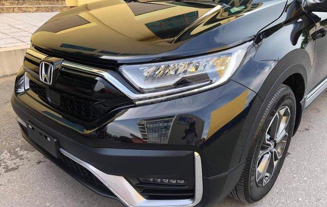 Honda CRV bản L tubo màu đen sx 2020 chưa đăng kí, mới 100%3