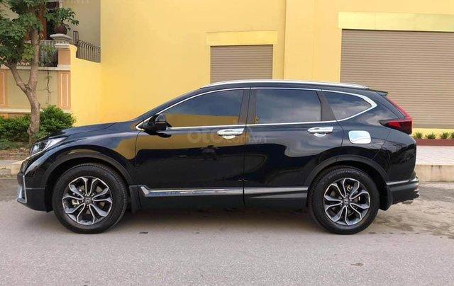 Honda CRV bản L tubo màu đen sx 2020 chưa đăng kí, mới 100%5