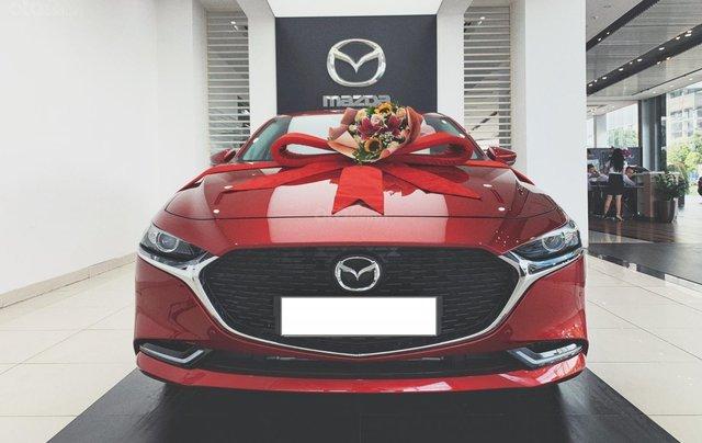 New Mazda 3 2020 khuyến mại lớn - ưu đãi 60tr - đủ màu - tặng phụ kiện - 200tr nhận xe1