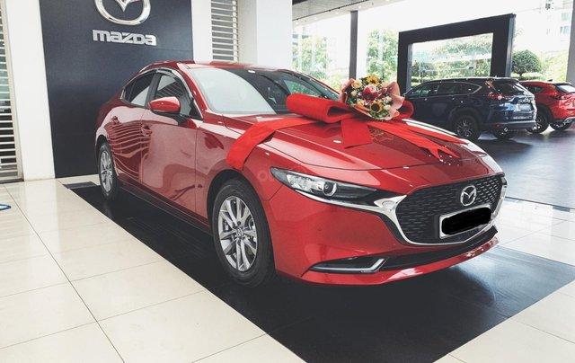 New Mazda 3 2020 khuyến mại lớn - ưu đãi 60tr - đủ màu - tặng phụ kiện - 200tr nhận xe4