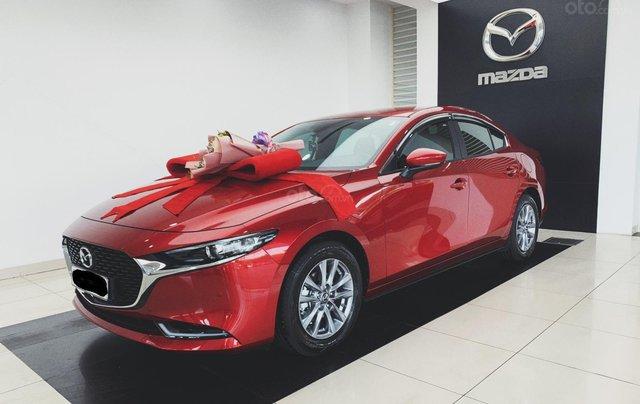 New Mazda 3 2020 khuyến mại lớn - ưu đãi 60tr - đủ màu - tặng phụ kiện - 200tr nhận xe5