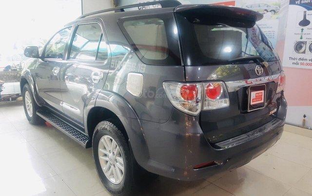 Bán Toyota Fortuner 2.7V 1 cầu - số tự động - xe test chính hãng4