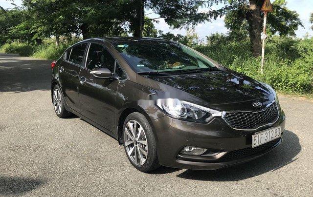 Bán xe Kia K3 năm sản xuất 2015, chính chủ, giá tốt11