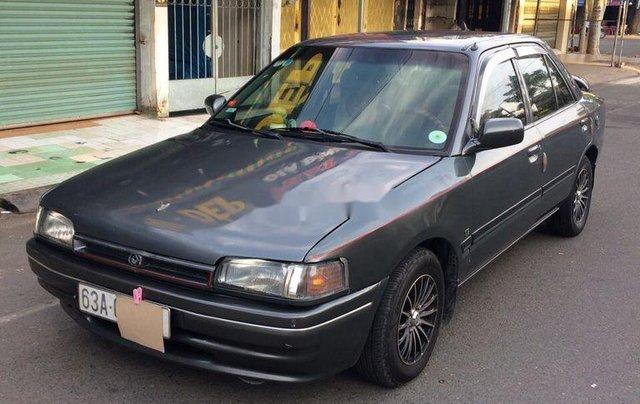 Chính chủ bán xe Mazda 323 đời 1995, màu xám, nhập khẩu, máy chất0