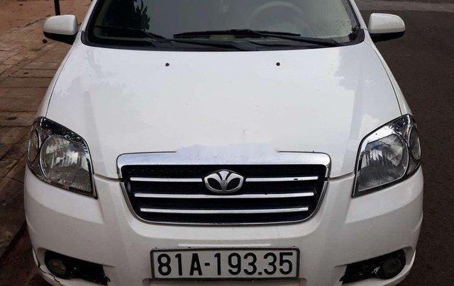 Bán ô tô Daewoo Gentra năm 2008, màu trắng, xe nhập 0