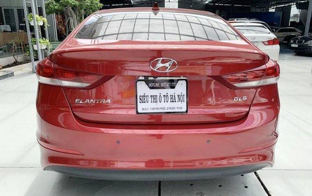 Bán Hyundai Elantra năm sản xuất 2018, màu đỏ, giá 485tr4