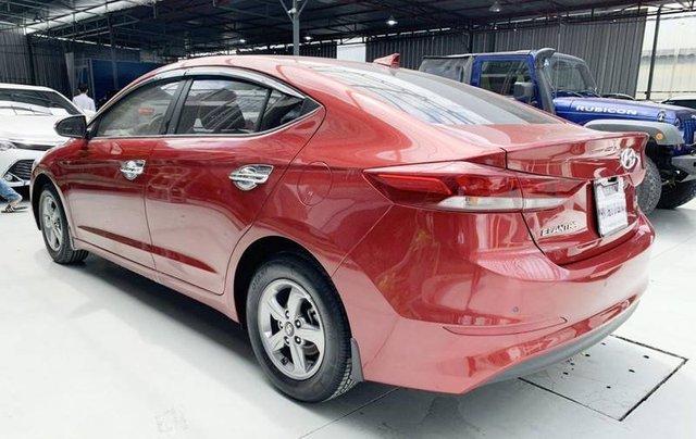 Bán Hyundai Elantra năm sản xuất 2018, màu đỏ, giá 485tr5