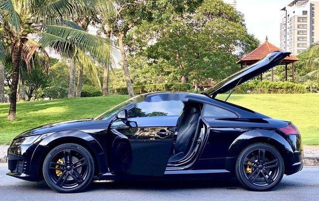 Cần bán gấp Audi TT 2016, màu đen2