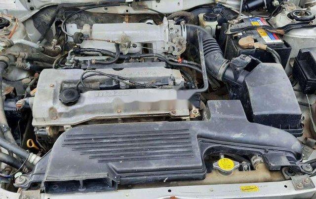 Chính chủ bán xe Mazda 323 sản xuất 2002, màu xám, nhập khẩu3