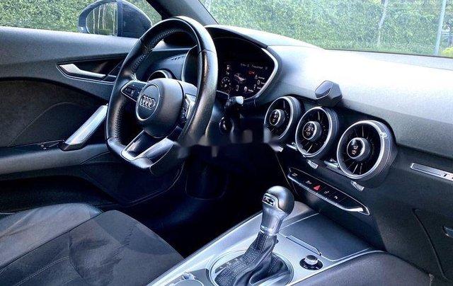 Cần bán gấp Audi TT 2016, màu đen9