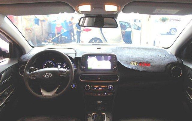 Bán lại xe Hyundai Kona 2.0AT năm sản xuất 2018, màu trắng, bản đặc biệt5