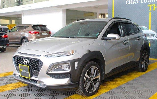 Bán lại xe Hyundai Kona 2.0AT năm sản xuất 2018, màu trắng, bản đặc biệt3