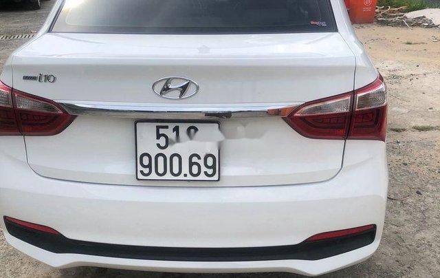 Xe Hyundai Grand i10 sản xuất 2018 còn mới0