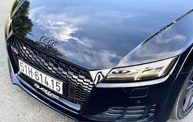 Cần bán gấp Audi TT 2016, màu đen1