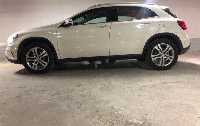 Chính chủ bán xe Mercedes GLA 4Matic 2014, màu trắng, nhập khẩu3