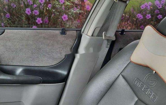 Chính chủ bán xe Mazda 323 sản xuất 2002, màu xám, nhập khẩu4