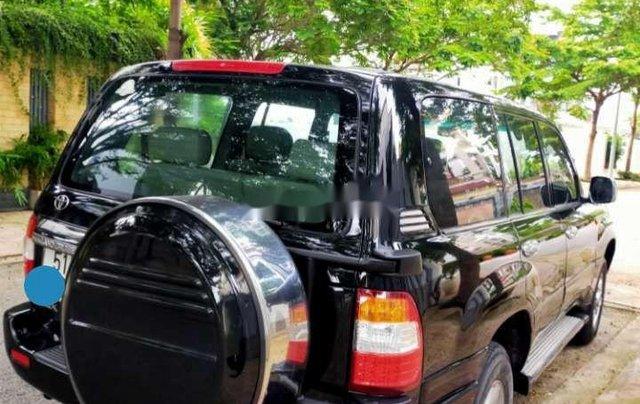 Bán Toyota Land Cruiser sản xuất năm 2002, chính chủ, giá chỉ 350 triệu3