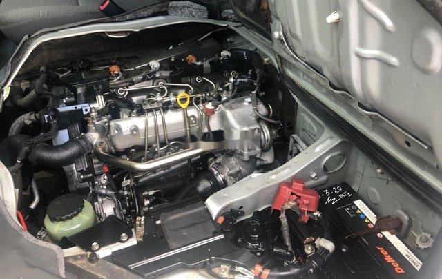 Chính chủ bán Toyota Hiace sản xuất 2014, màu bạc, máy dầu9