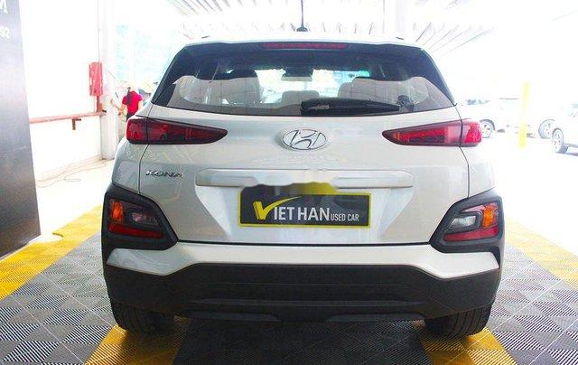 Bán lại xe Hyundai Kona 2.0AT năm sản xuất 2018, màu trắng, bản đặc biệt0