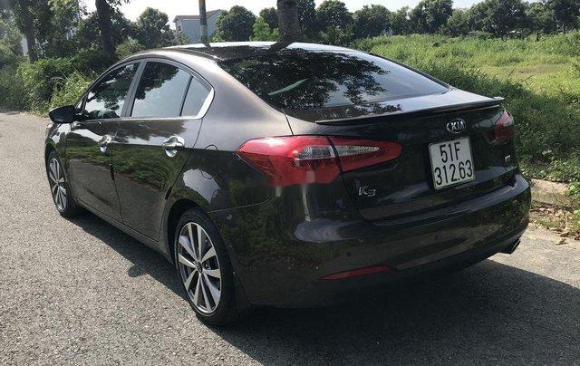 Bán xe Kia K3 năm sản xuất 2015, chính chủ, giá tốt4