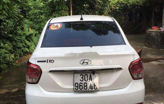 Chính chủ bán Hyundai Grand i10 2016, màu trắng, nhập khẩu, giá chỉ 285 triệu1