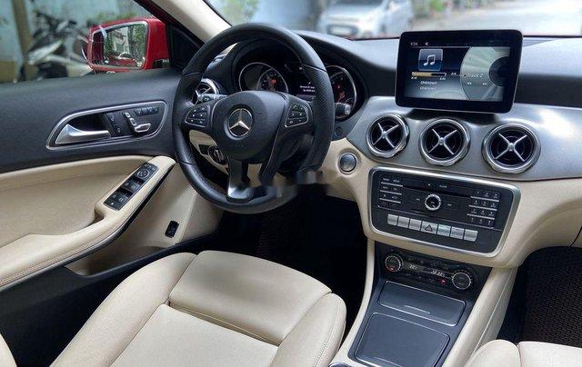 Bán Mercedes GLA 200  Facelift đời 2017, màu đỏ, xe nhập9