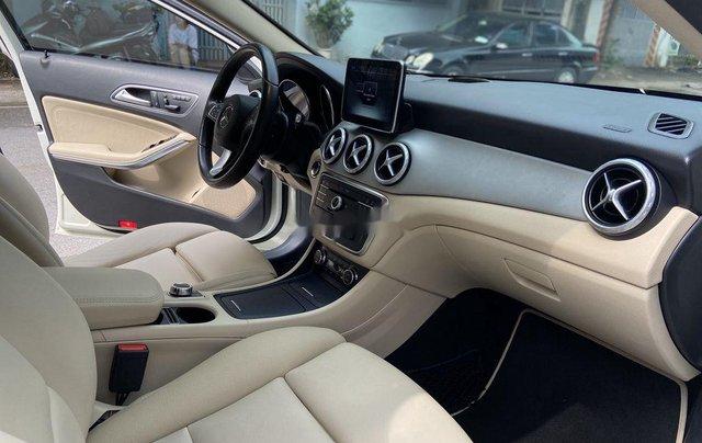 Bán xe Mercedes GLA200 đời 2015, màu trắng, nhập khẩu9