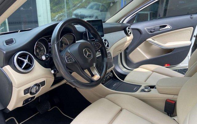 Bán xe Mercedes GLA200 đời 2015, màu trắng, nhập khẩu8