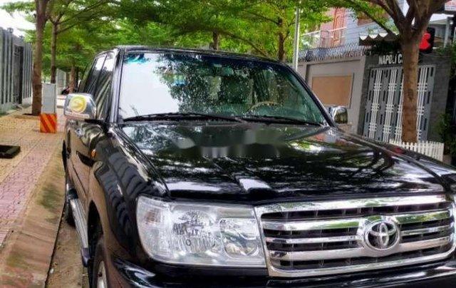 Bán Toyota Land Cruiser sản xuất năm 2002, chính chủ, giá chỉ 350 triệu1
