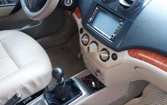 Bán ô tô Daewoo Gentra năm 2008, màu trắng, xe nhập 5