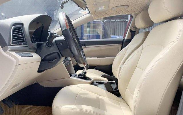 Bán Hyundai Elantra năm sản xuất 2018, màu đỏ, giá 485tr6