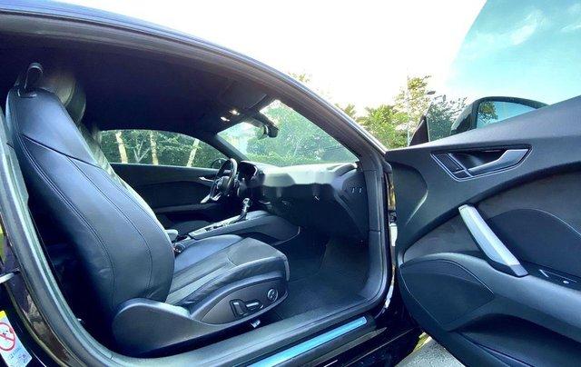 Cần bán gấp Audi TT 2016, màu đen10