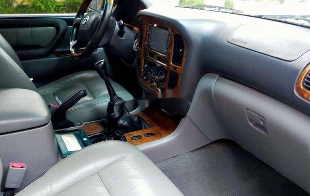 Bán Toyota Land Cruiser sản xuất năm 2002, chính chủ, giá chỉ 350 triệu7