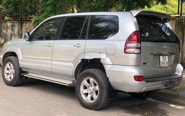 Bán Toyota Land Cruiser Prado 2007, xe nhập, giá cạnh tranh4