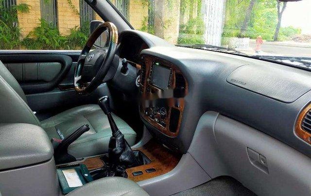 Bán Toyota Land Cruiser sản xuất năm 2002, chính chủ, giá chỉ 350 triệu5