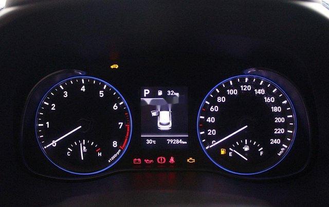 Bán lại xe Hyundai Kona 2.0AT năm sản xuất 2018, màu trắng, bản đặc biệt4