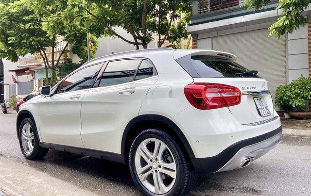 Bán xe Mercedes GLA200 đời 2015, màu trắng, nhập khẩu4