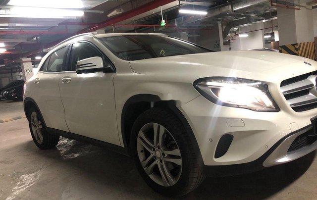 Chính chủ bán xe Mercedes GLA 4Matic 2014, màu trắng, nhập khẩu4