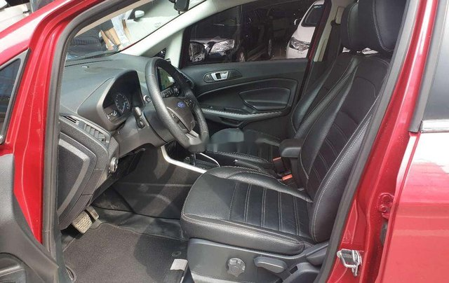 Bán Ford EcoSport 1.5 Titanium đời 2018, màu đỏ, giá 555tr7